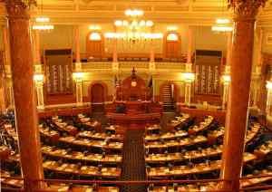 Kansas House Chamber