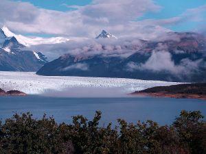 Perito Moreno glacier.  Image credit:  Tibby Jones