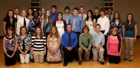 KAMS Class of 2011.
